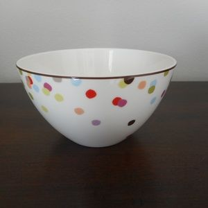 Kate Spade Market Street Soup/Cereal Bowl Confetti